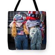 Hide And Seek Chevy Tote Bag