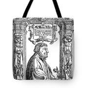 Hieronymous Bock (c1489-1554) Tote Bag