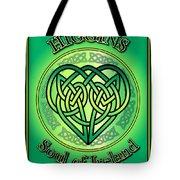 Higgins Soul Of Ireland Tote Bag