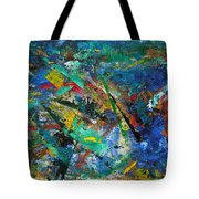 Higgs Field Activity -or- Paint Tote Bag