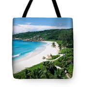 High Angle View Of The Beach, Grand Tote Bag