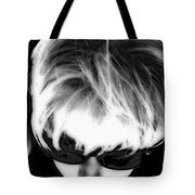 High Contrast Tote Bag