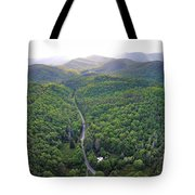 High Country 2 In Wnc Tote Bag