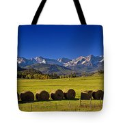 High Country Harvest Tote Bag