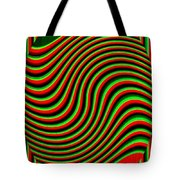 High Definition Color 5 Tote Bag