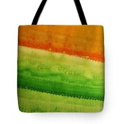 High Desert Original Painting Tote Bag
