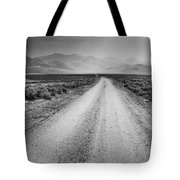 Sunbeams On The Mountains Tote Bag