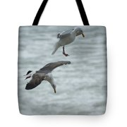 High Dive Tote Bag