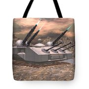 High Energy Lasers  Tote Bag