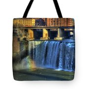 High Falls Rainbow Tote Bag
