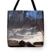 High Falls State Park Tote Bag