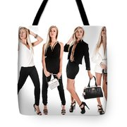 High Fashion Tote Bag