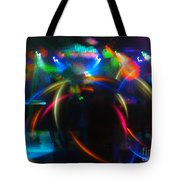 High Frequency Glow Tote Bag