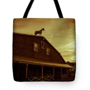 High Horse Tote Bag