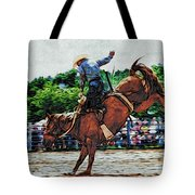 High In The Air Tote Bag