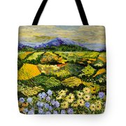 High Journey Tote Bag