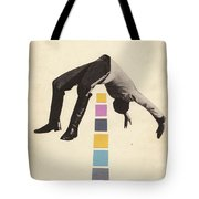 High Jump Tote Bag