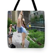 High Line Exhibitionist Tote Bag