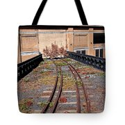 High Line Spur Tote Bag by Rona Black
