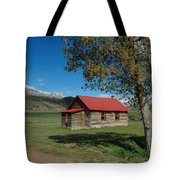 High Lonesome Ranch Tote Bag by Jerry McElroy