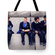 High Lunch Tote Bag