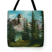 High Meadow Tote Bag by C Steele