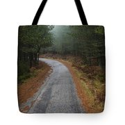 High Mountain Road Tote Bag