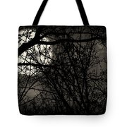 High Noon At Midnight Tote Bag