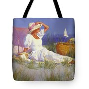High On A Dune Tote Bag