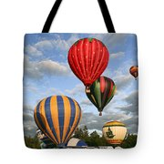 High On Hot Air Tote Bag