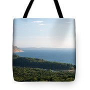 High On The Dunes Tote Bag