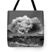 High Park Fire Tote Bag