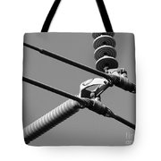 High Power Lines - 1 Tote Bag