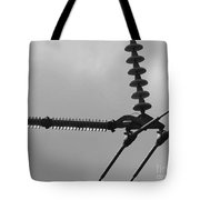 High Power Lines - 2 Tote Bag