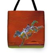 High Riding Tote Bag