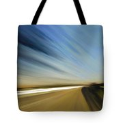 High Speed 2 Tote Bag