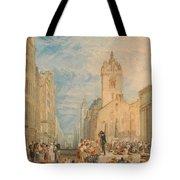 High Street - Edinburgh Tote Bag