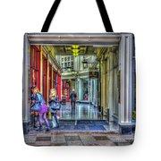 High Street Arcade Cardiff Tote Bag
