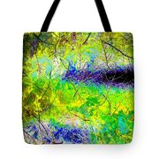 High Street Decor 12 Tote Bag