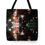 High Street Reflection Tote Bag