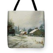 Higham Winter 86 Tote Bag