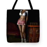 Higher Learning Tote Bag by Alexander Butler