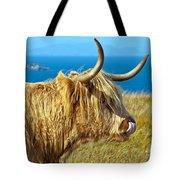 Highland Beauty Tote Bag