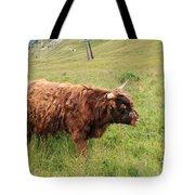 Highland Caw Tote Bag