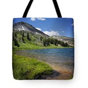 Highland Lakes Tote Bag