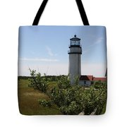 Highland Light - Cape Cod - Ma Tote Bag