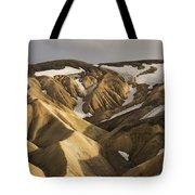 Highlands Fjallabak Nature Reserve Tote Bag