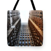 Highrise At Rittenhouse Square Tote Bag