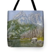 Highwater Pines Tote Bag