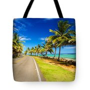 Highway And Coast Tote Bag
